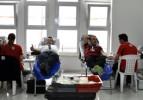 Sınav'dan 249 ünite kan bağışı