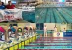 Sınav'dan yüzmede büyük başarı