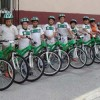 Şampiyon takıma bisiklet ödülü