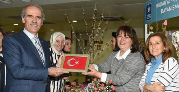 'Şehr-i Kadınlar Buluşması' renkli başladı