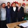 Sarıbal'dan TARİŞ işçilerine ziyaret