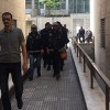 Silah kaçakçıları Adliye'de