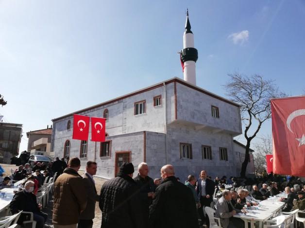 Subaşı Camii yenilenen yüzüyle hizmette