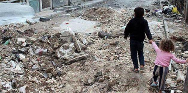 """""""Suriye'deki vahşete sessiz kalmayalım"""""""