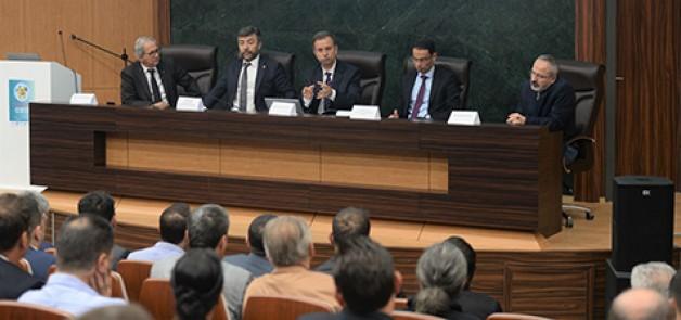 Türkiye'nin enerji çözümleri masaya yatırıldı