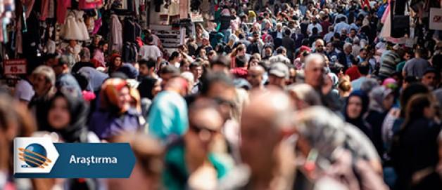 Türkiye'nin nüfusu hızla artacak!
