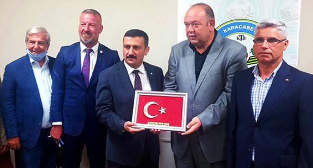 """Türkoğlu: """"Her şey daha 'İYİ' olacak"""""""
