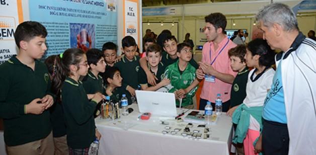 'THY 7. Science Expo 2018'e rekor başvuru
