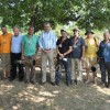 TRAMEM üyeleri Karacabey'de buluştu