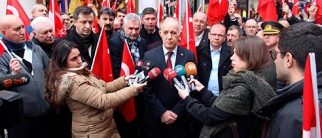 Tarihi Çarşı'dan Mehmetçik'e destek