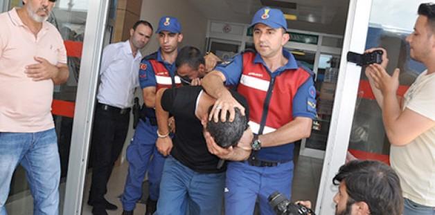 Tecavüz iddiasına 4 tutuklama