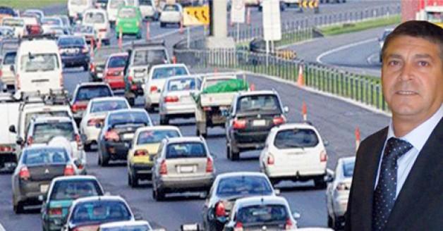 Trafik yoğunluğuna dikkat!