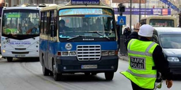 Trafikte 'habersiz sivil denetim'