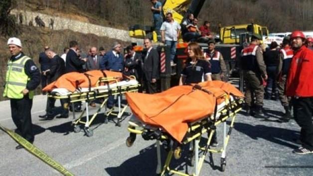Trafikte acı tablo: 6 ayda bin 510 can kaybı