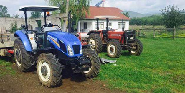 Traktörde Manisa birinci, Bursa üçüncü