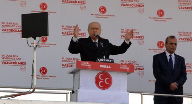 'Türkiye sizinle tarih yazacak'