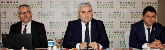 UEDAŞ'tan 241 milyonluk yatırım