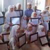 Ulu Camii'de 'Hatim' heyecanı