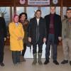 Uludağ'daki yatırım ve projeleri incelediler