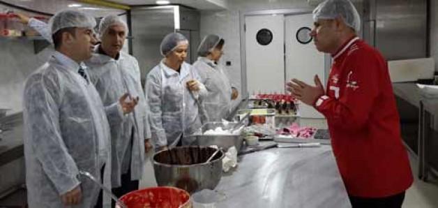 Uludağ bölgesinde gıda denetimi