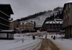 Uludağ'a kar erken yağdı