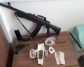 Uyuşturucu evi Fırtına'ya yakalandı