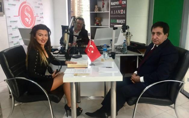 Vali Küçük Bursa'yı anlattı