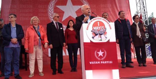 Vatan Partisi adaylarını tanıtıyor