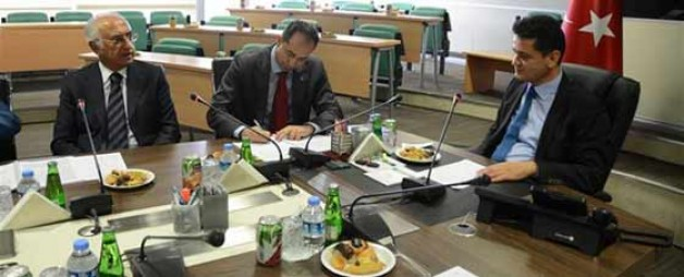 Ve imzalar atıldı: Gölecik Barajı Karacabey'e hayırlı olsun