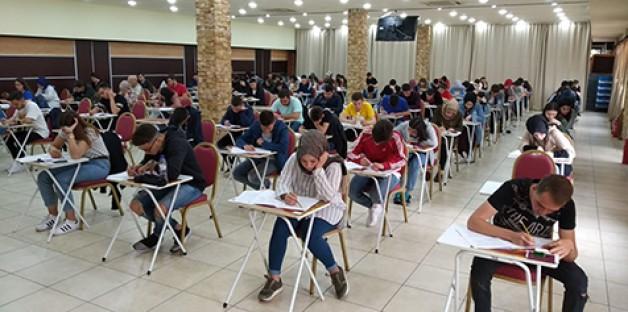 YÖS sınavına uluslar arası ilgi