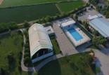 Yüzme havuzu artık açık olarak hizmette!