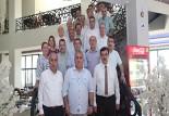 Yenişehir'de ilçe müdürleriyle toplantı