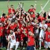 Yeni Çorumspor 2. Lig'e yükseldi!