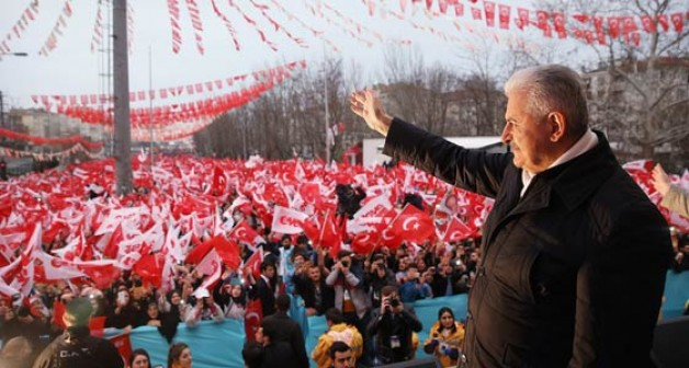 'Yeni anayasa tek devlet rejimidir'