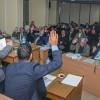 Yeni meclis ilk toplantısını gerçekleştirdi