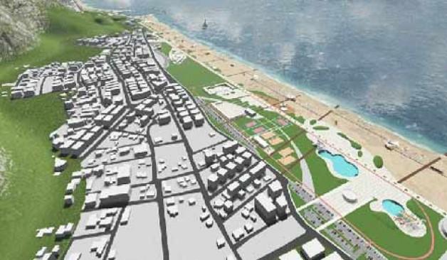 Karacabey'in sahilleri 'iyi kalitede'