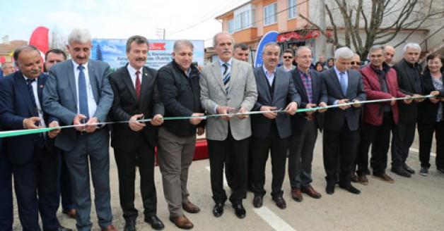 Yenişehir'e yatırım zinciri