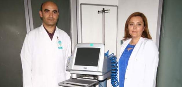 Yenişehir'de dikişsiz katarakt ameliyatı