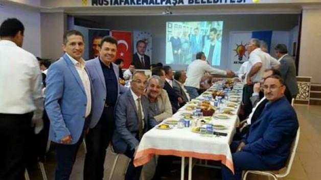 AK Parti'nin iftarında '2023' vurgusu