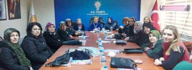 """""""Türk kadınının gücünü tüm dünya gördü"""""""