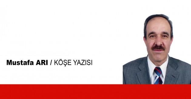 "ORTAK KAYGIMIZ ""VATAN"" OLMALI"