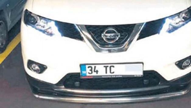 Yeni trend: TC plakalar