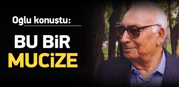 Yaşar Kemal'in oğlu konuştu: Bu bir mucize