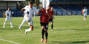 Karaca Vanspor'a mağlup oldu-2