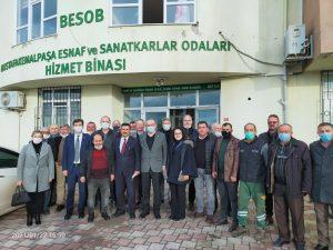 İYİ Parti'den Mustafakemalpaşa'ya çıkarma-3