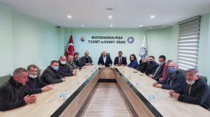 İYİ Parti'den Mustafakemalpaşa'ya çıkarma-4