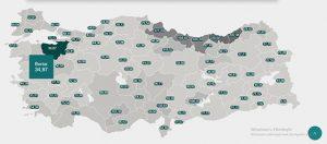 İllere-Göre-Haftalık-Vaka-Sayısı-Haritası