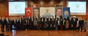 Başkan-Gürkan-il-yönetimini-tanıttı-5