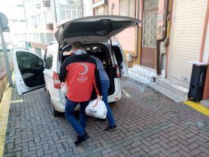 Türk Kızılay Bursa'da gönüllere dokunuyor-2