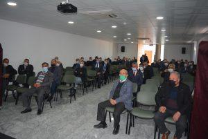Muhtarların yeni Başkanı Hasan Şenel-2